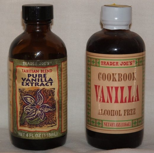 vanilia ekstrakt
